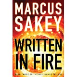 Written in Fire by Marcus Sakey